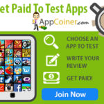 Appcoiner – Get Paid Over $15 To Test New Smartphone and Tablet Apps