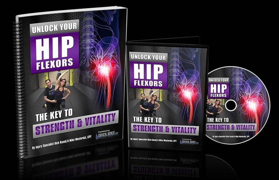 Unlock Your Hip Flexors PDF Book Mike Westerdal Download