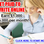 Get Paid To Write Online! Brand New Writing Jobs Site 2016 Now Available