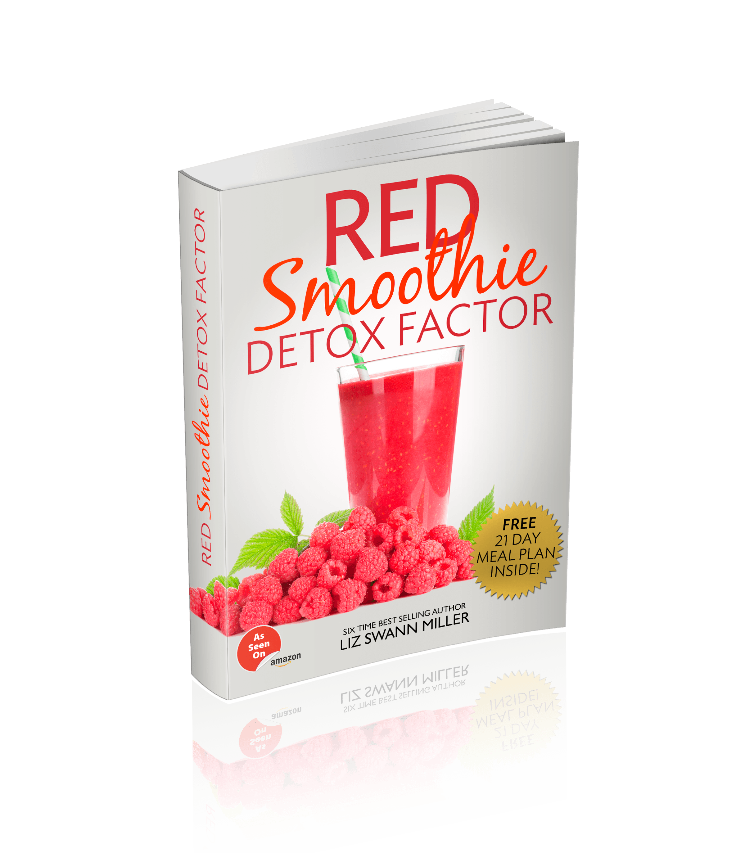 Red Smoothie Detox Factor PDF Book Download