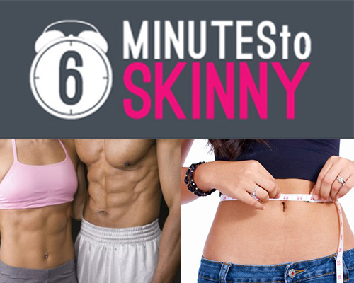 6 Minutes to Skinny PDF Craig Ballantyne Download – 6 Minutes to Skinny Body Transformation