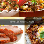 Crock Pot Recipes – CrockPot Recipes Book PDF – 500+ Crockpot Girls Recipes Download