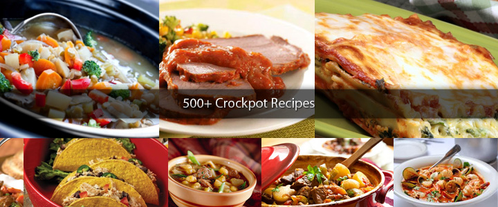 crockpot recipes