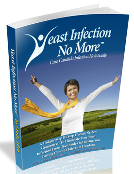 Yeast Infection No More Book PDF Download