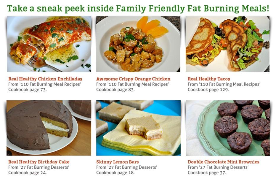 Healthy Recipes Healthy Dinner Recipes Family Friendly Fat Burning Meals