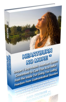 Heartburn No More Review – Heartburn No More PDF Book – Natural Cures For Reflux