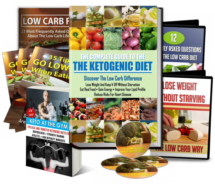 The Ketogenic Diet Book, Ketosis Cookbook PDF Download