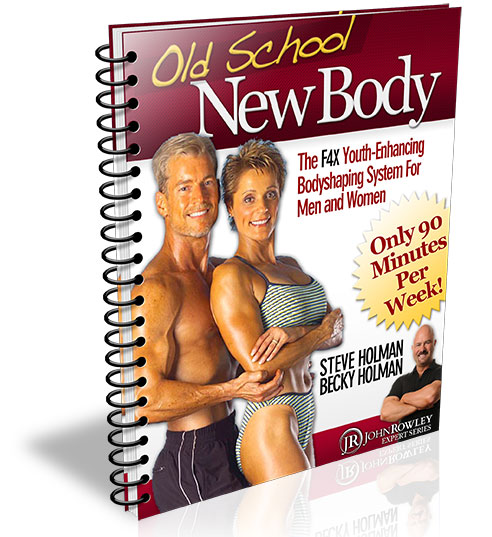 Old School New Body Book