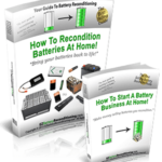 EZ Battery Reconditioning – EZ Battery Reconditioning PDF – How To Recondition Batteries At Home