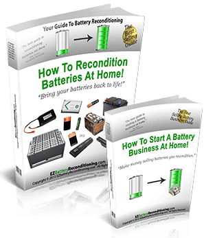 EZ Battery Reconditioning Method PDF Book Download