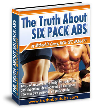 Mike Geary Truth About Six Pack Abs Book