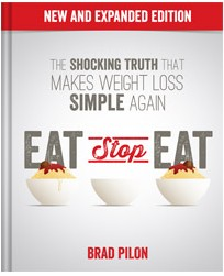 Eat Stop Eat Review – Eat Stop Eat Book – Brad Pilon Eat Stop Eat PDF Download