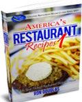 America's Restaurant Recipes Cookbook Vols 1 & 2