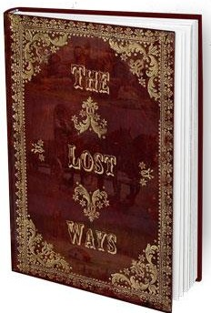 The Lost Ways Book Claude Davis