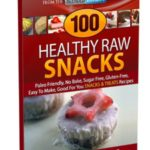 100 Healthy Raw Snacks And Treats Book