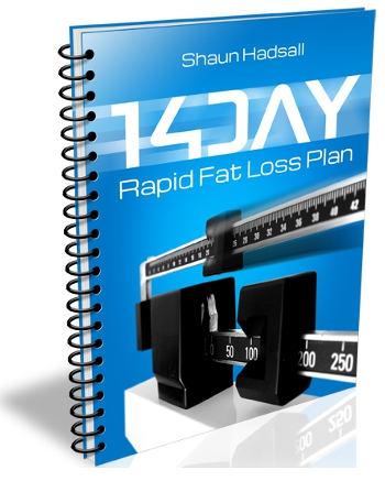 2 Week Fat Loss Plan – 14 Day Rapid Fat Loss Program Shaun Hadsall PDF Download