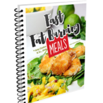 Fat Burning Diet, Fat Burning Meal Plan – Fast Fat Burning Meals cookbook PDF Download