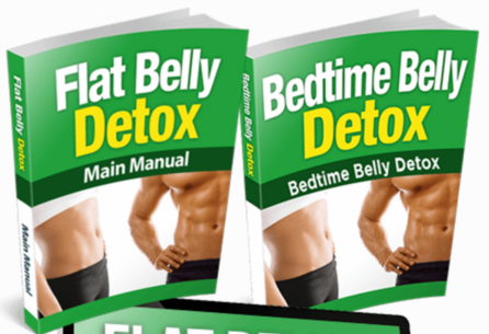 Flat Belly Diet – Detox Breakfast Recipes, Ideas, Smoothie, Menu, Detox Program PDF Download