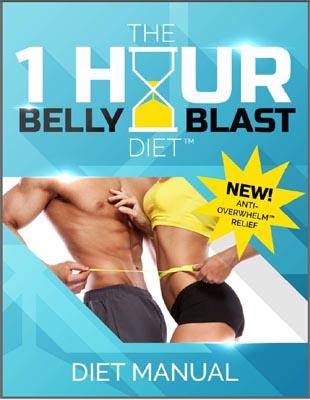 1 Hour Belly Blast Diet PDF Book Free Download
