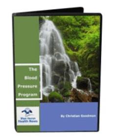 Blood Pressure Exercise Program PDF Download