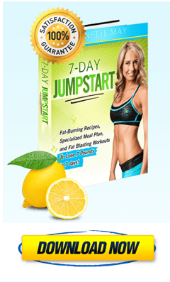 Danette May 7 Day Jumpstart PDF Download