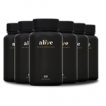 ALIVE WEIGHT LOSS SUPPLEMENT